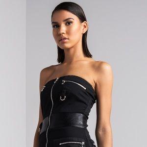 I.AM.GIA Cursa Dress Black